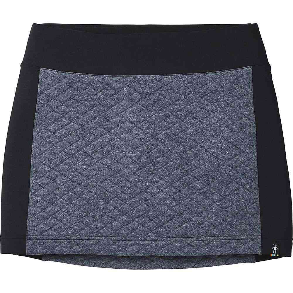 スマートウール Smartwool レディース ハイキング・登山 ボトムス・パンツ【Diamond Peak Quilted Skirt】Deep Navy Heather