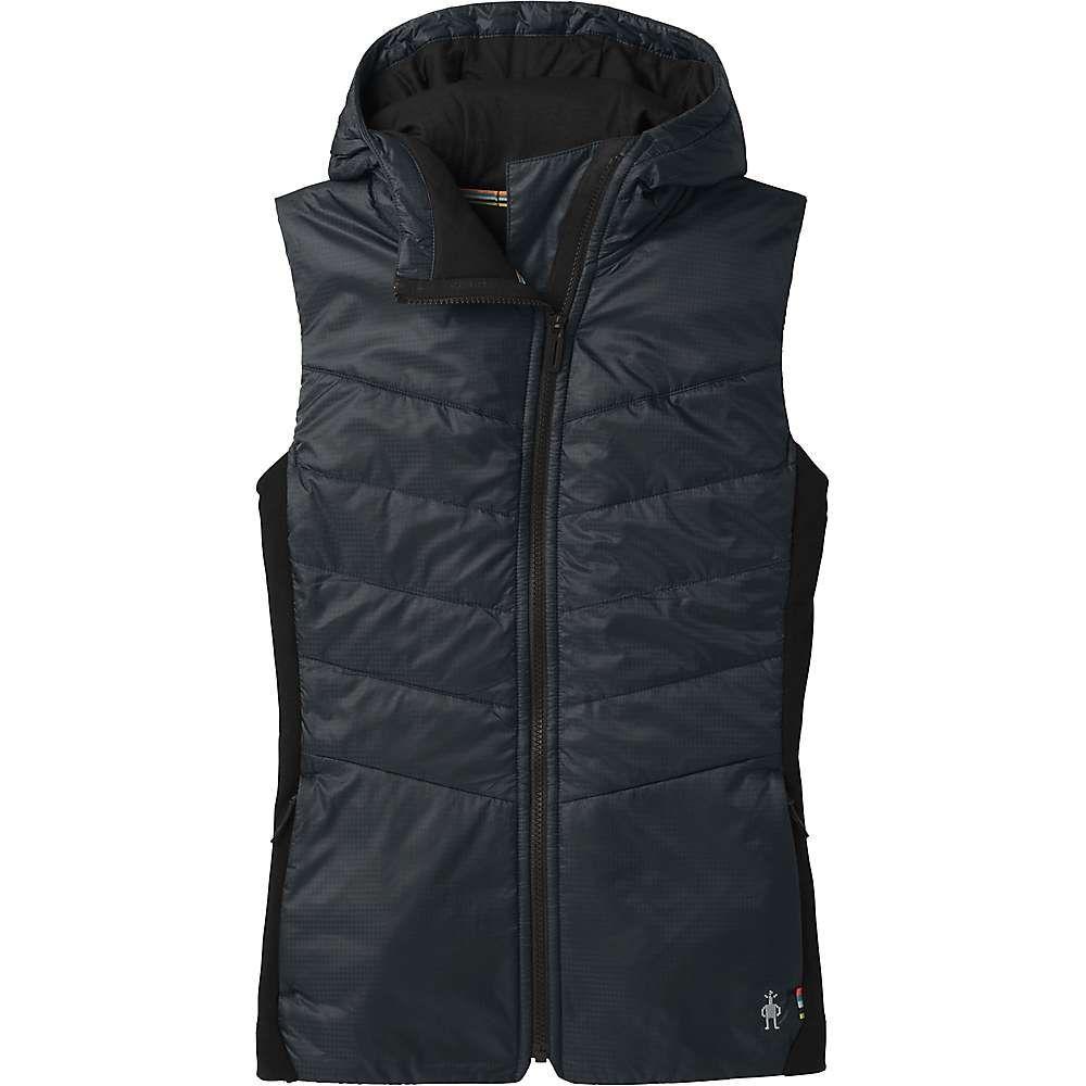 スマートウール Smartwool レディース トップス ベスト・ジレ【Smartloft 60 Hoody Vest】Black