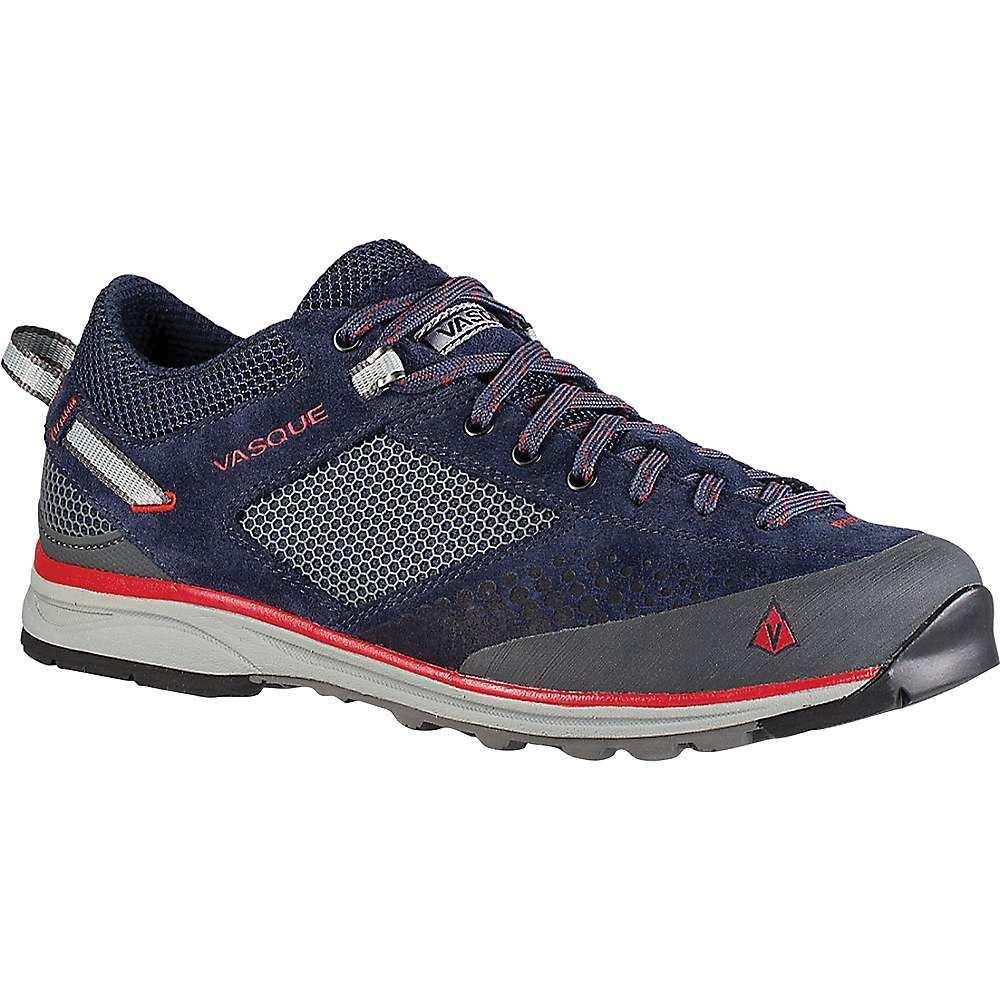 バスク Vasque メンズ ハイキング・登山 シューズ・靴【Grand Traverse Shoe】Navy/Flame Scarlet