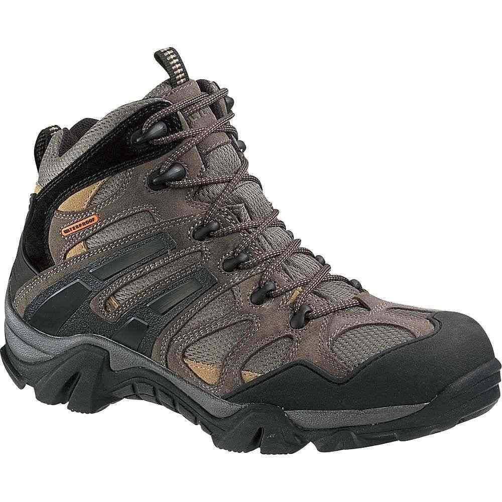 ウルヴァリン Wolverine メンズ ハイキング・登山 シューズ・靴【Wilderness Waterproof Hiker Boot】Gunmetal