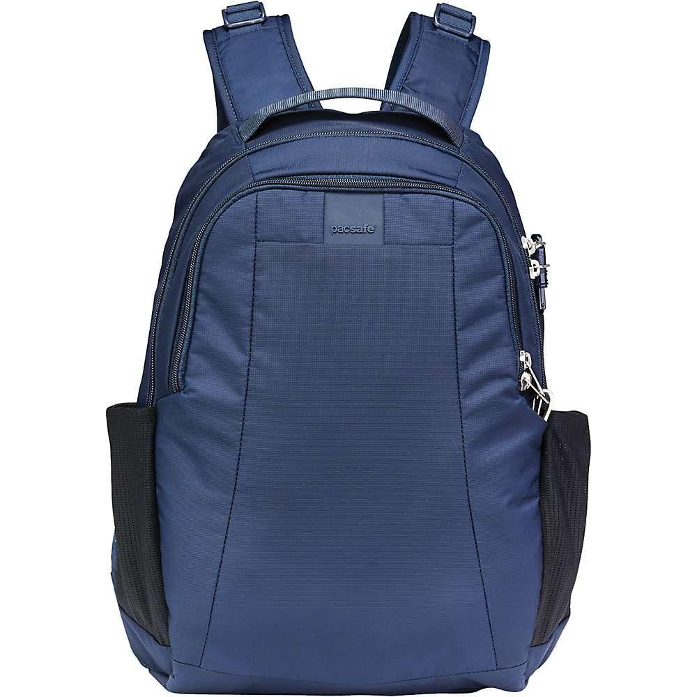 パックセイフ Pacsafe ユニセックス バッグ バックパック・リュック【Metrosafe LS350 Anti-Theft 15L Backpack】Deep Navy