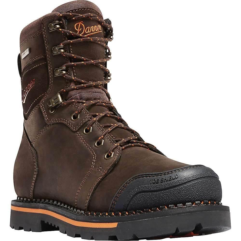 ダナー Danner メンズ ハイキング・登山 シューズ・靴【Trakwelt 8IN Boot】Brown
