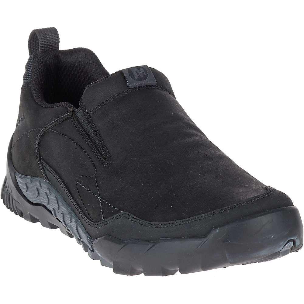 メレル Merrell メンズ ハイキング・登山 シューズ・靴【Annex Trak Moc Shoe】Black