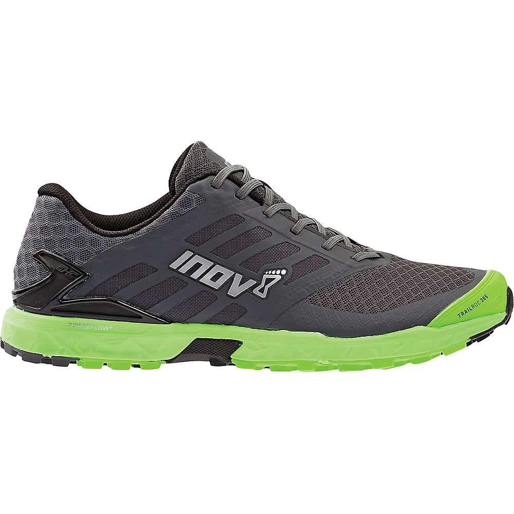 イノヴェイト Inov8 メンズ ランニング・ウォーキング シューズ・靴【Trailroc 285 Shoe】Grey / Green