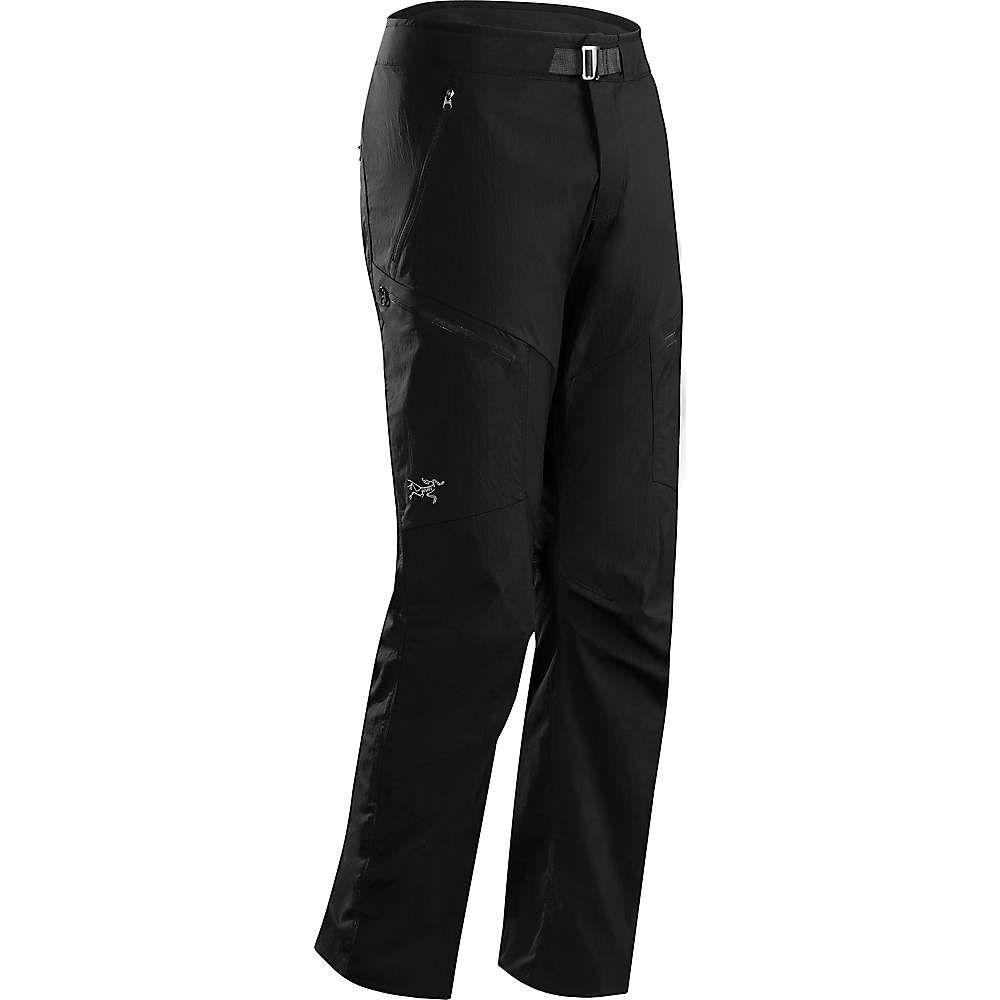 アークテリクス Arcteryx メンズ ハイキング・登山 ボトムス・パンツ【Palisade Pant】Black
