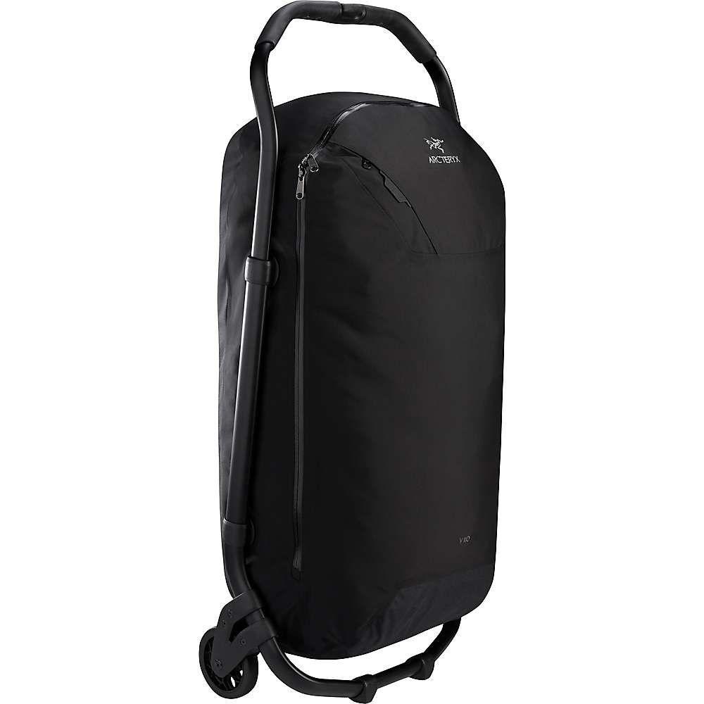 アークテリクス Arcteryx ユニセックス バッグ ボストンバッグ・ダッフルバッグ【V110 Rolling Duffel Bag】Black