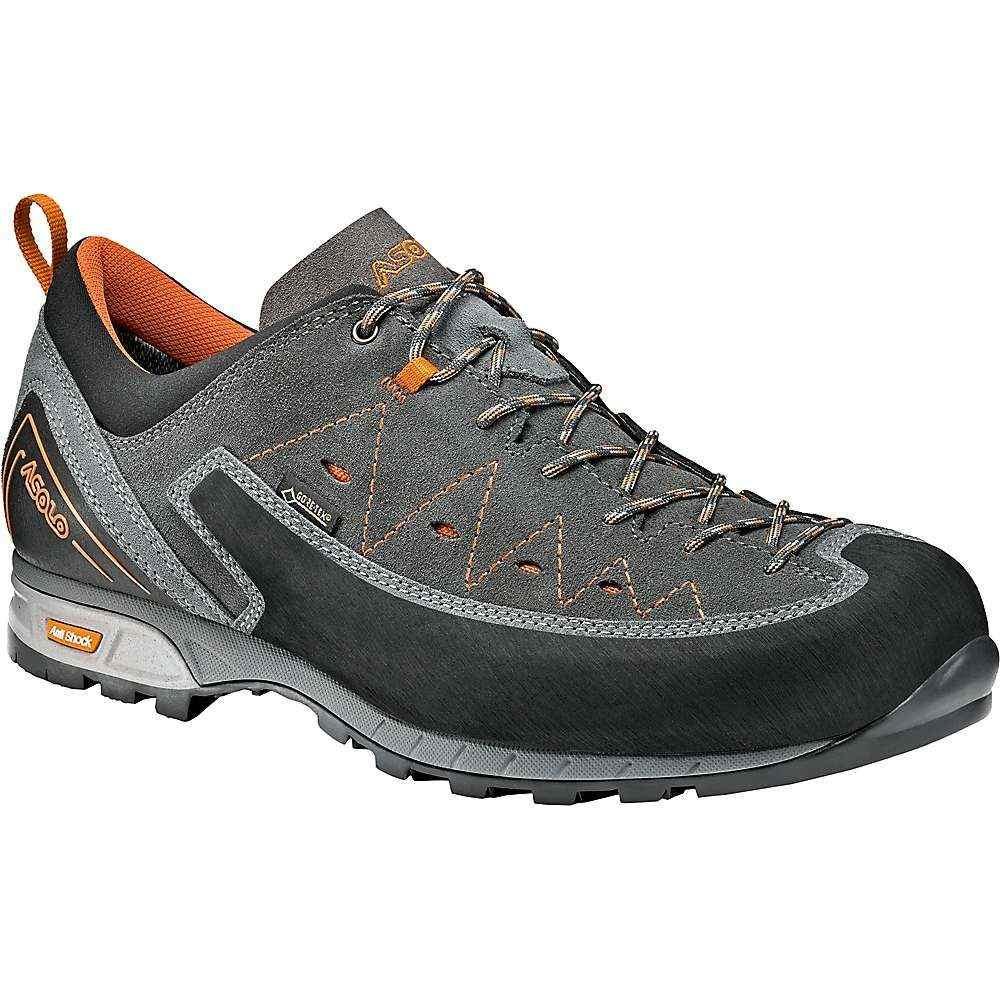 アゾロ Asolo メンズ ハイキング・登山 シューズ・靴【Apex Shoe】Grey/Graphite