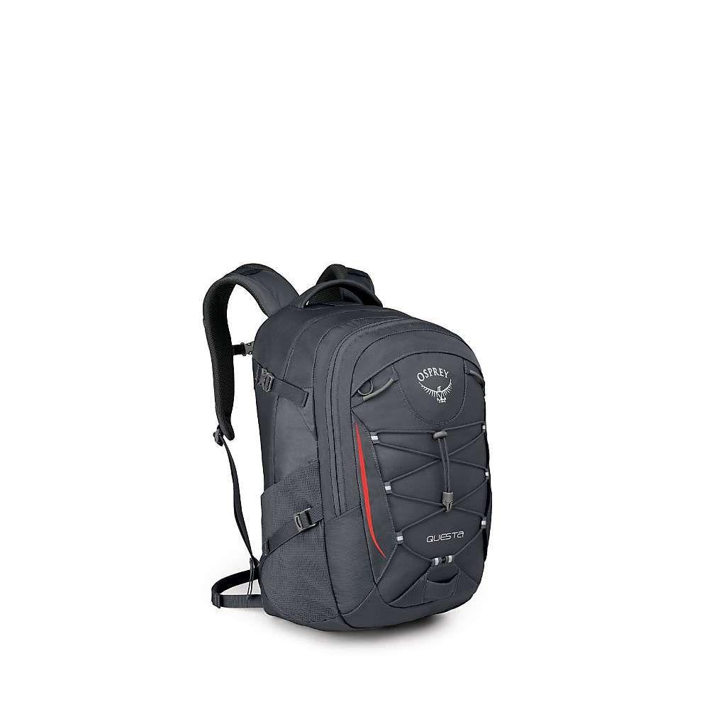 オスプレー Osprey ユニセックス バッグ バックパック・リュック【Questa Backpack】Pearl Grey
