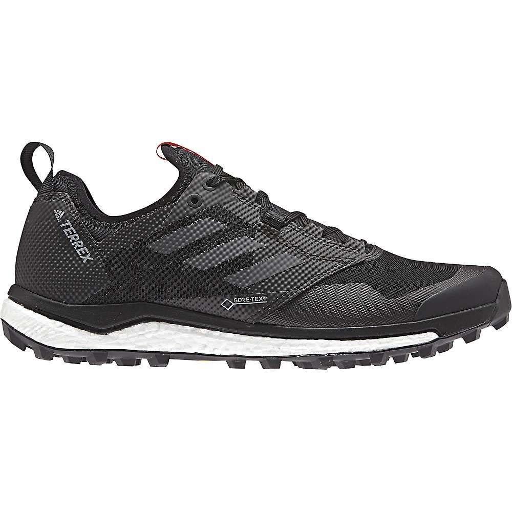 アディダス Adidas メンズ ランニング・ウォーキング シューズ・靴【Terrex Agravic XT GTX Shoe】Black / Grey Five / Hi-Res Red