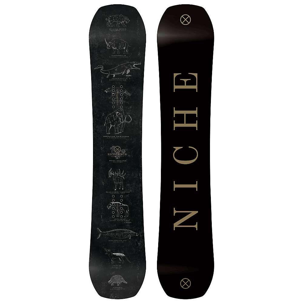ニーチェ Niche メンズ スキー・スノーボード ボード・板【Knew Snowboard】