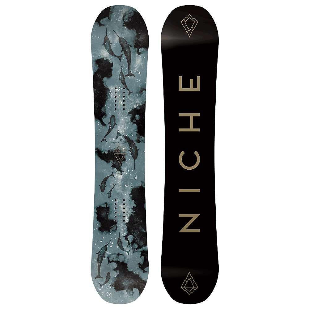 ニーチェ Niche レディース スキー・スノーボード ボード・板【Minx Snowboard】