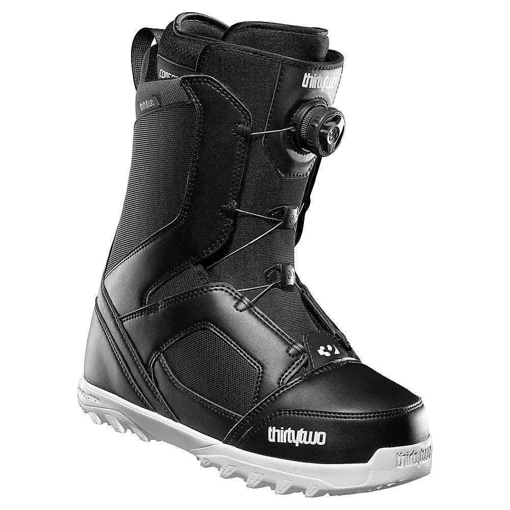 サーティーツー Thirty Two メンズ スキー・スノーボード シューズ・靴【STW BOA Boot】Black