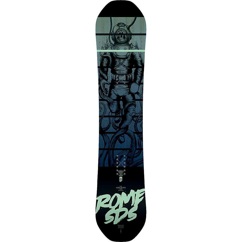 ローマー Rome ユニセックス スキー・スノーボード ボード・板【Gang Plank Snowboard】