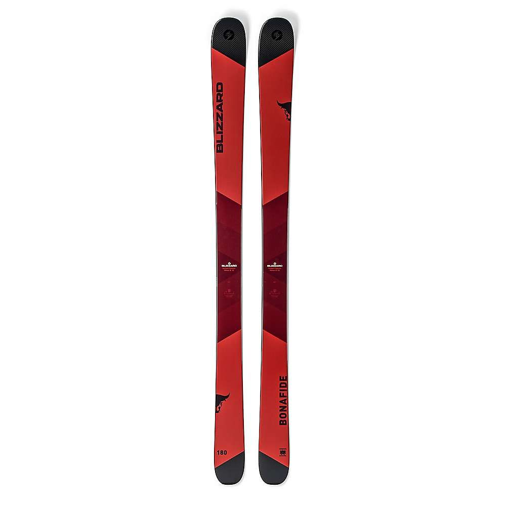 ブリザード Blizzard メンズ スキー・スノーボード ボード・板【Bonafide Skis】Red