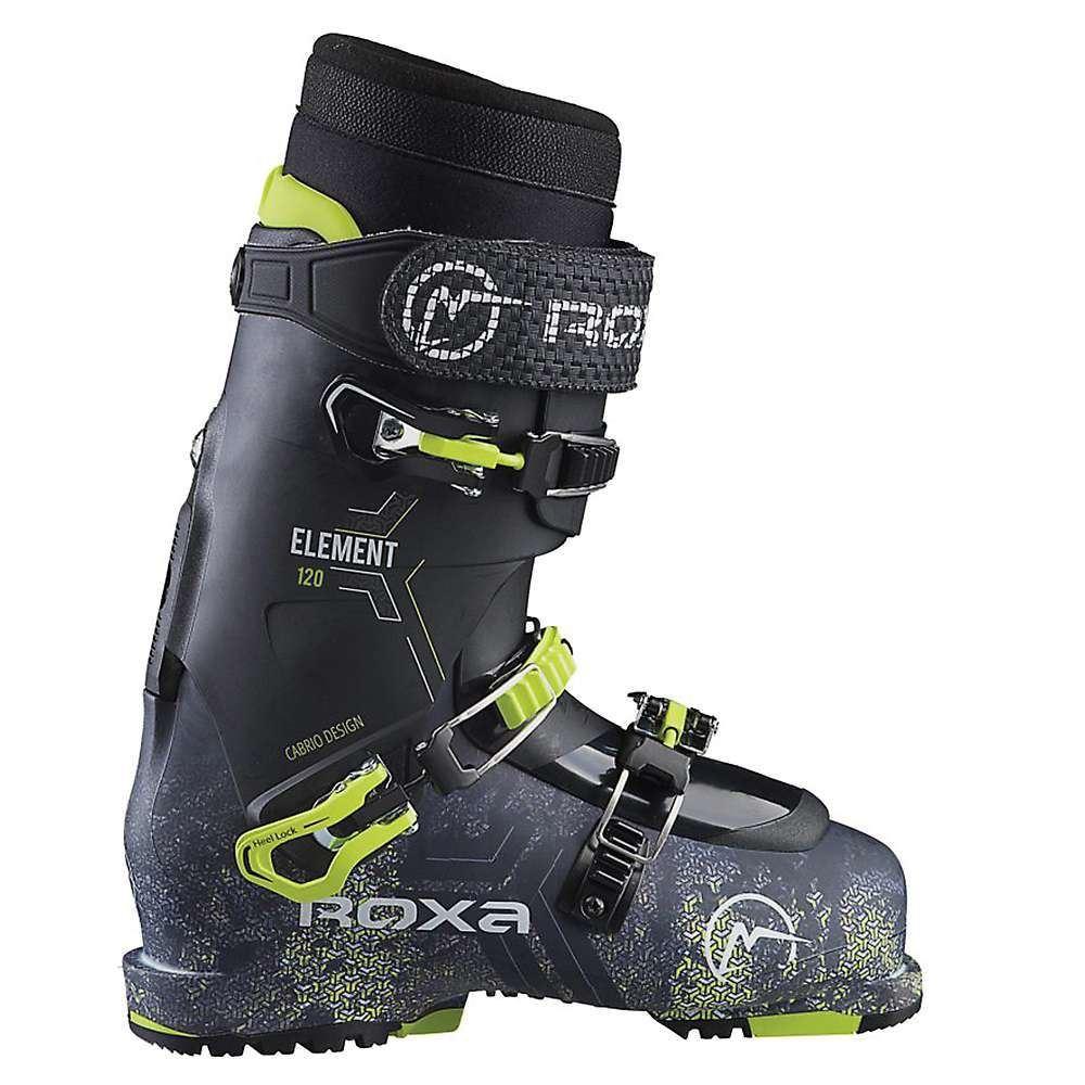 ロクサ Roxa メンズ スキー・スノーボード シューズ・靴【Element 120 IR Ski Boot - Wrap Liner】Sublimation/Black/Black
