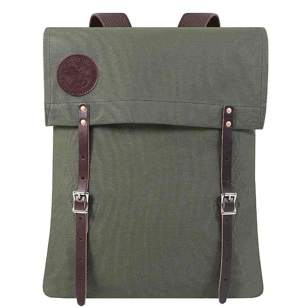 ダルースパック Duluth Pack ユニセックス バッグ バックパック・リュック【#51 Utility Pack】Olive Drab