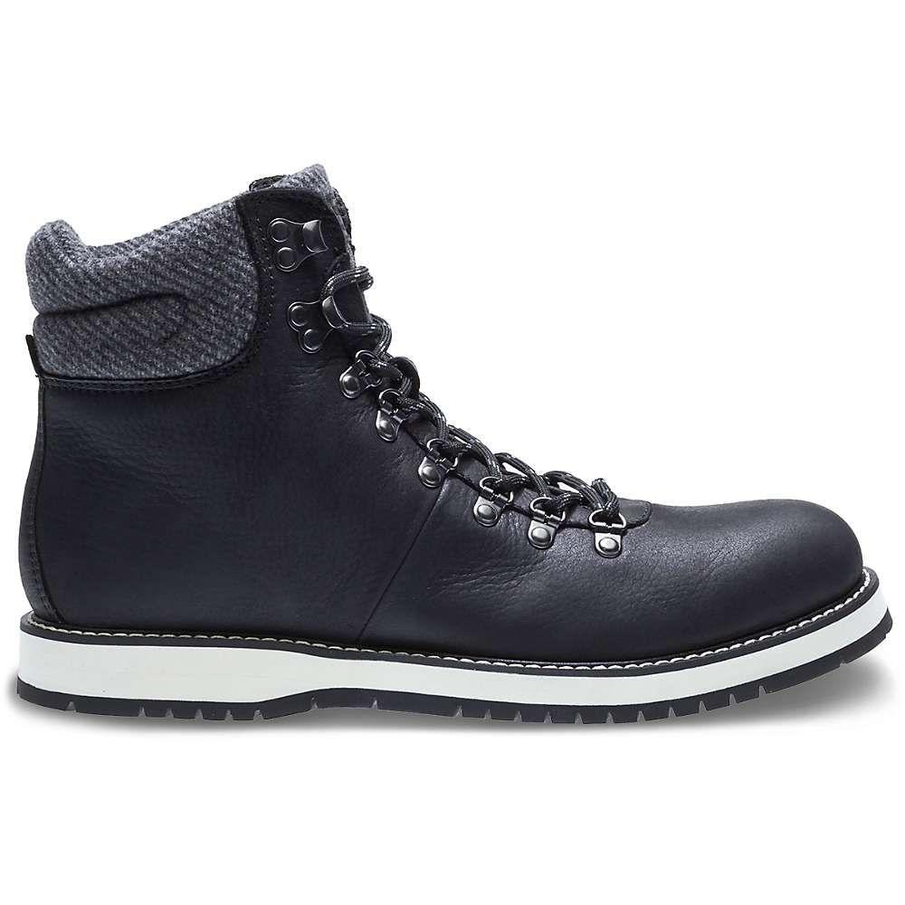 ウルヴァリン Wolverine メンズ ハイキング・登山 シューズ・靴【Sidney 6 Inch Hiker Boot】Black Leather