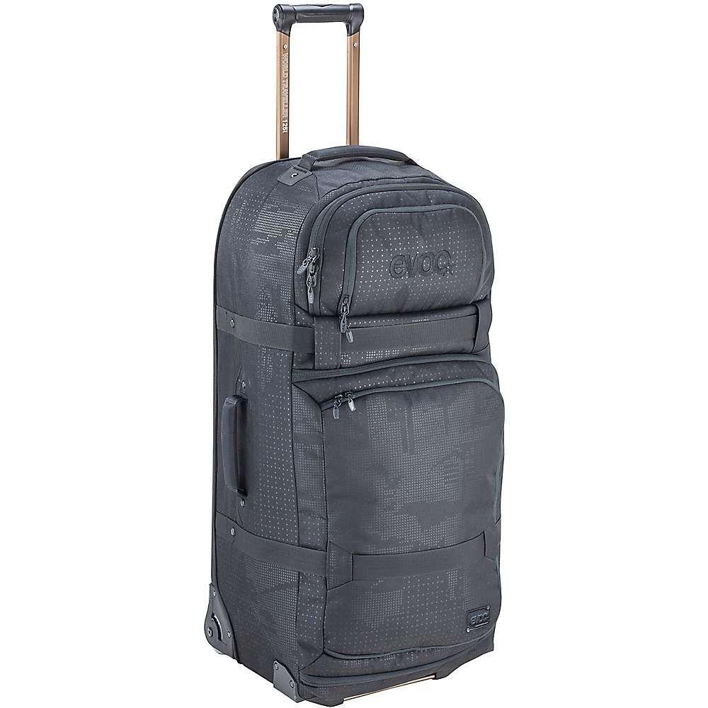 イーボック Evoc ユニセックス バッグ スーツケース・キャリーバッグ【World Traveller Travel Bag】Black