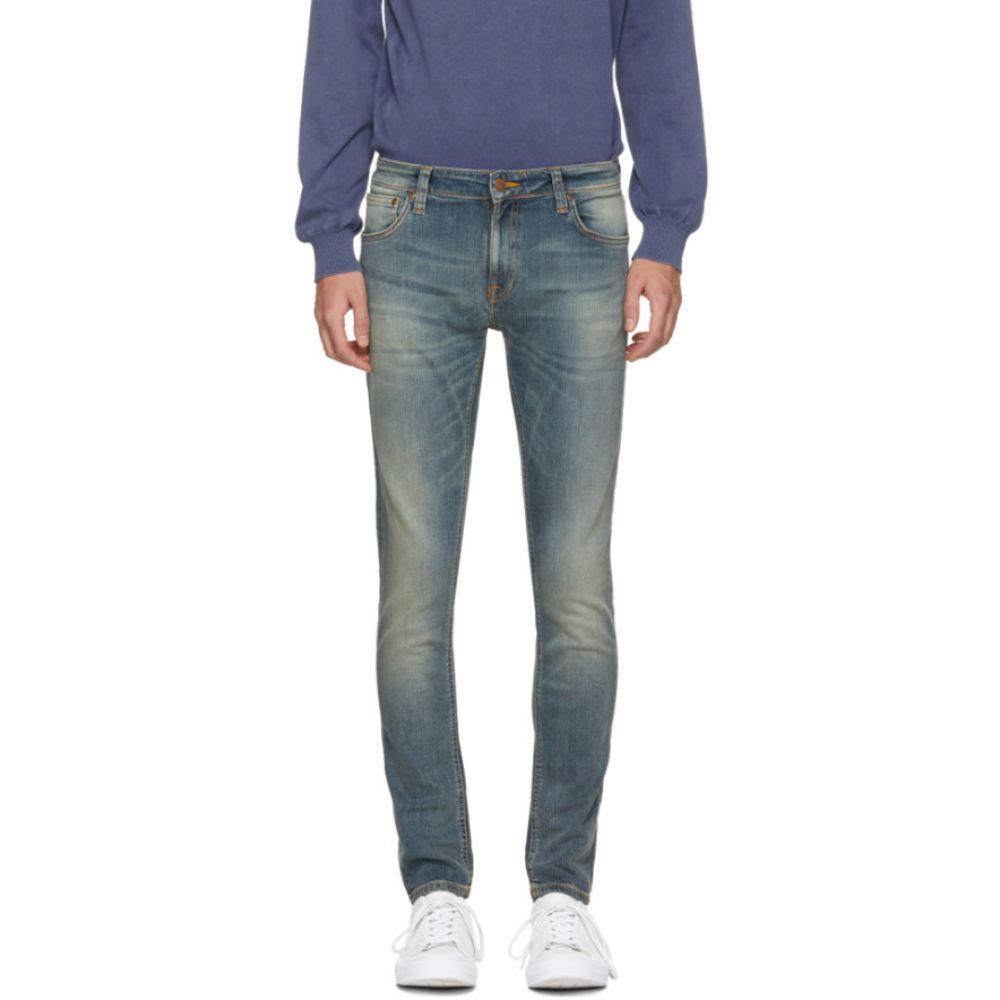 ヌーディージーンズ メンズ ボトムス・パンツ ジーンズ・デニム【Indigo Skinny Lin Jeans】