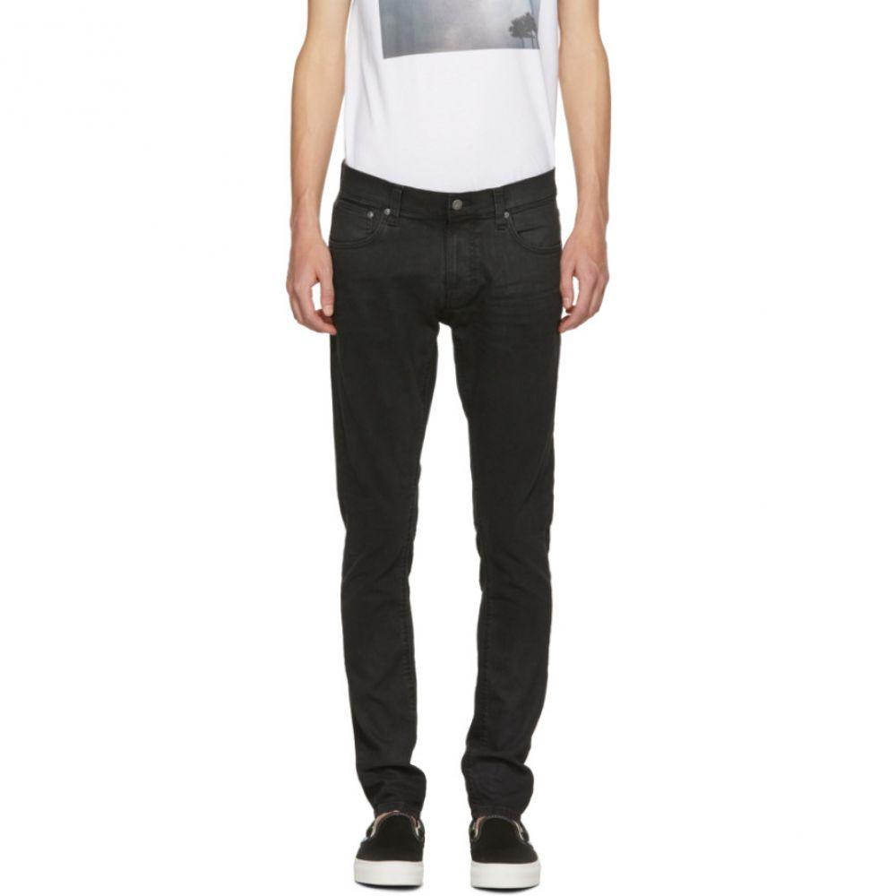 ヌーディージーンズ メンズ ボトムス・パンツ ジーンズ・デニム【Black Tight Terry Jeans】