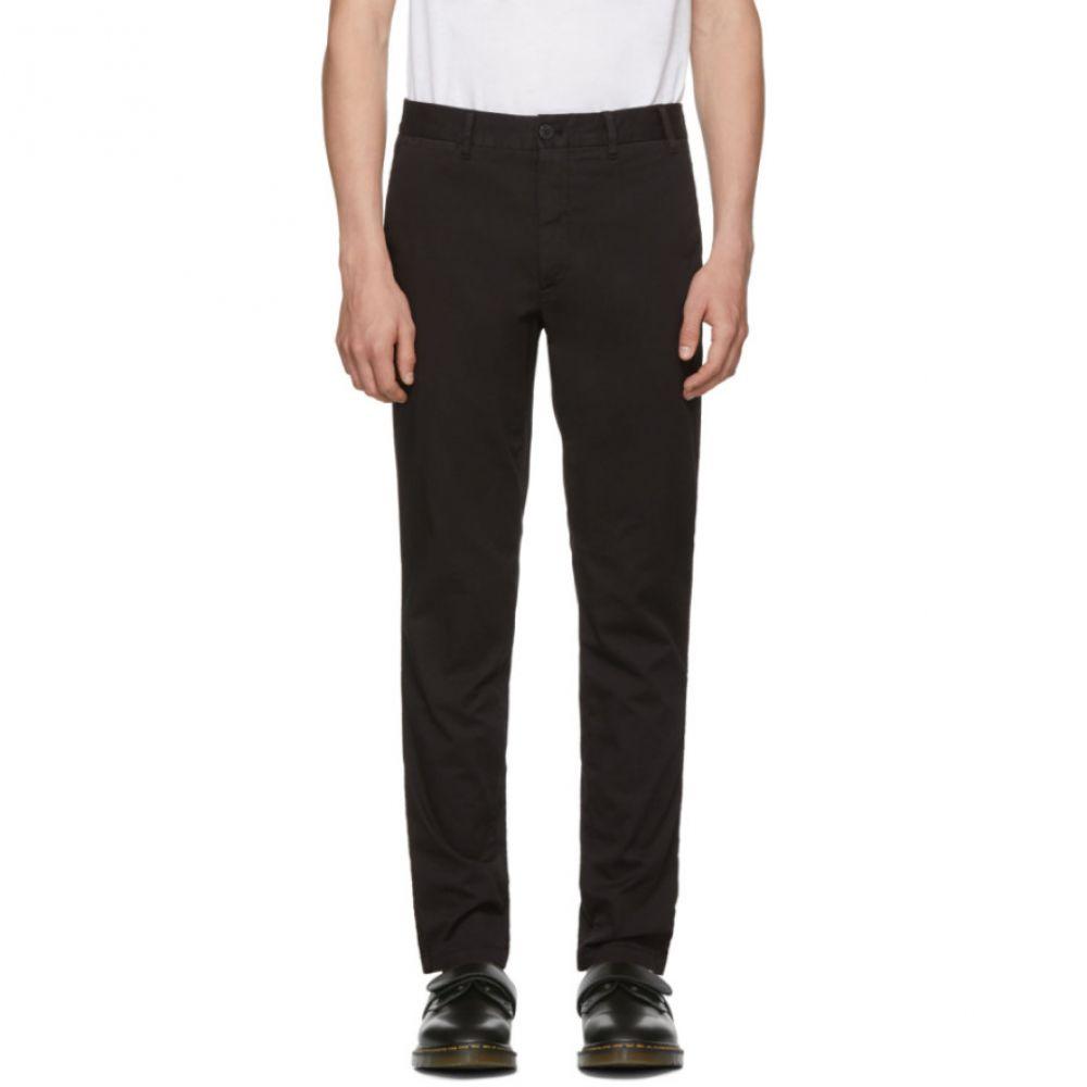 最終値下げ ノースプロジェクト メンズ ボトムス・パンツ スキニー・スリム【Black Aros Stretch Stretch Twill Trousers】 Aros Slim Trousers】, 相生市:c37752db --- portalitab2.dominiotemporario.com