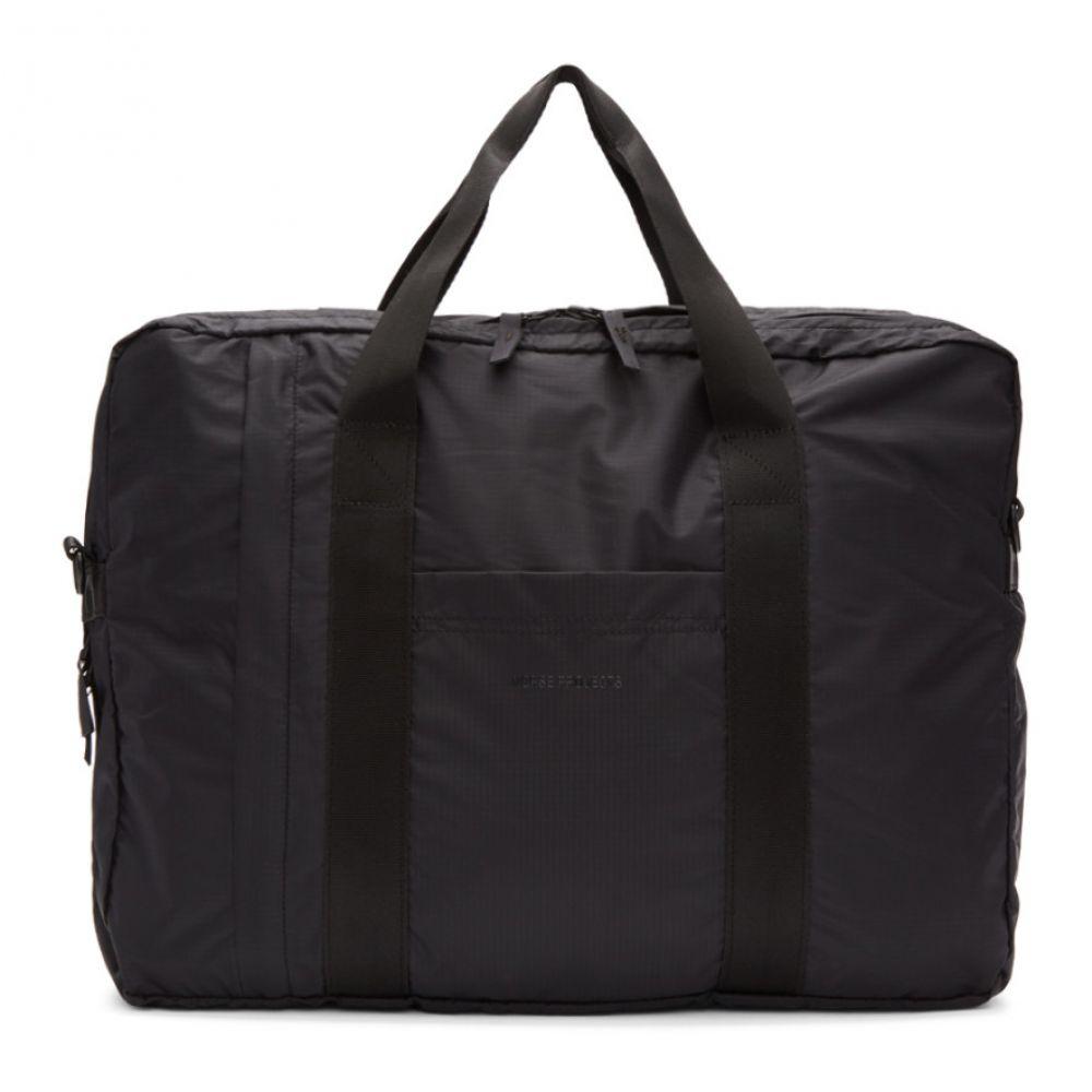 ノースプロジェクト メンズ バッグ ビジネスバッグ・ブリーフケース【Black Ripstop Two-Way Shoulder Bag】
