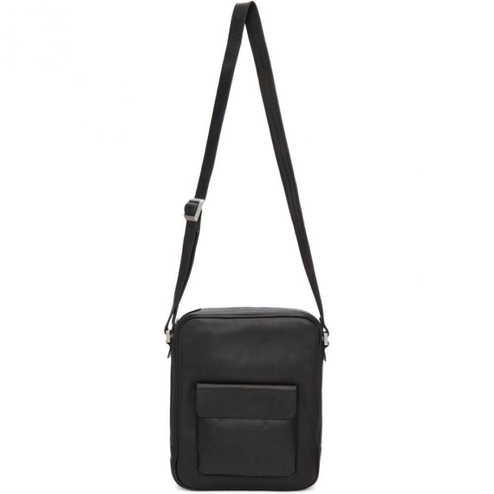タイガー オブ スウェーデン メンズ バッグ メッセンジャーバッグ【Black Acciras Messenger Bag】