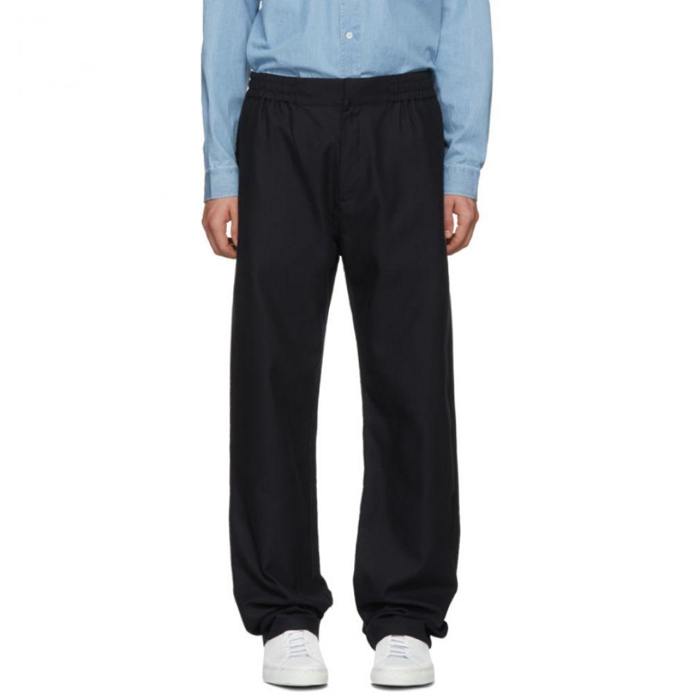 ホープ メンズ ボトムス・パンツ【Navy Stripe Actually Trousers】