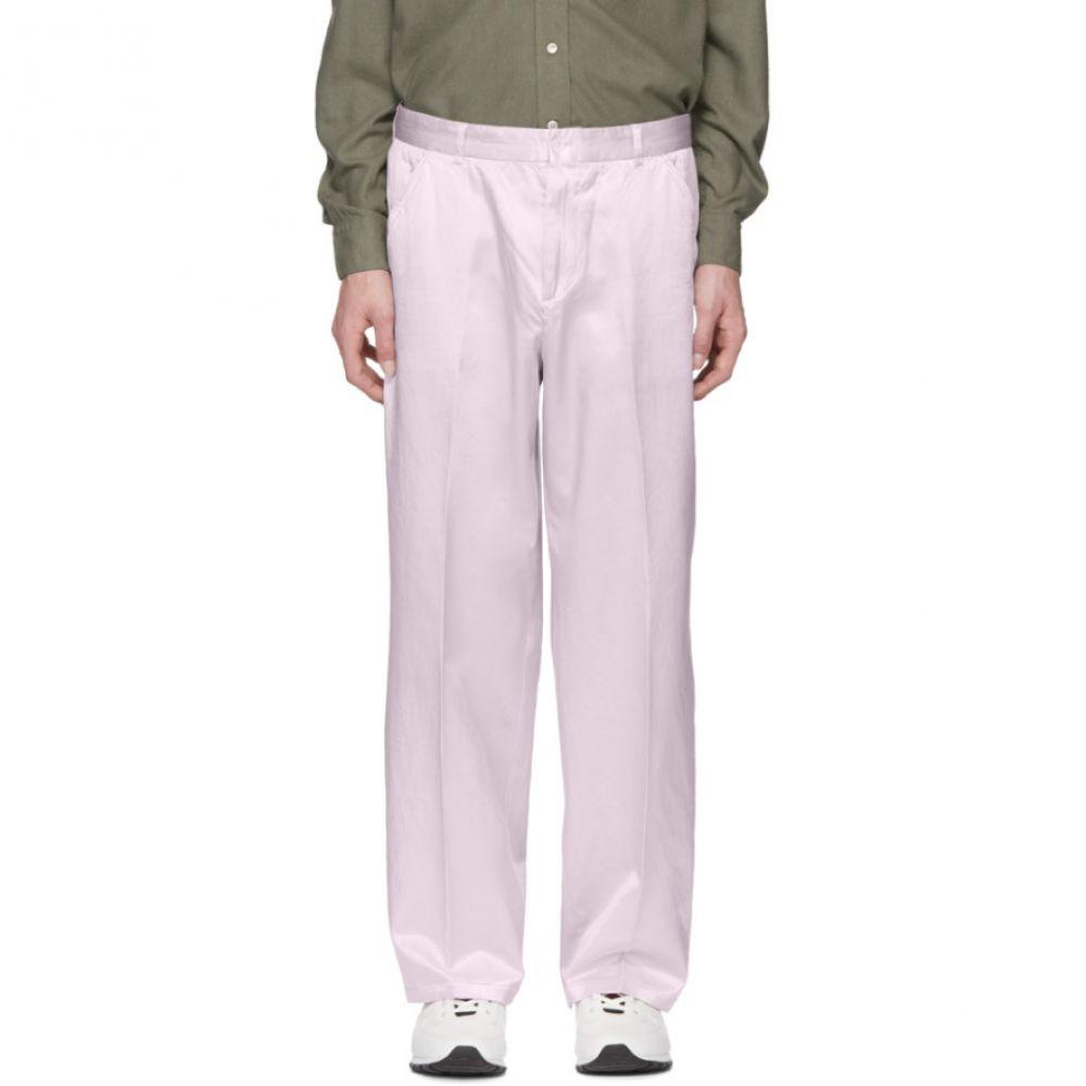 アワーレガシー メンズ ボトムス・パンツ【Pink Sailor Trousers】