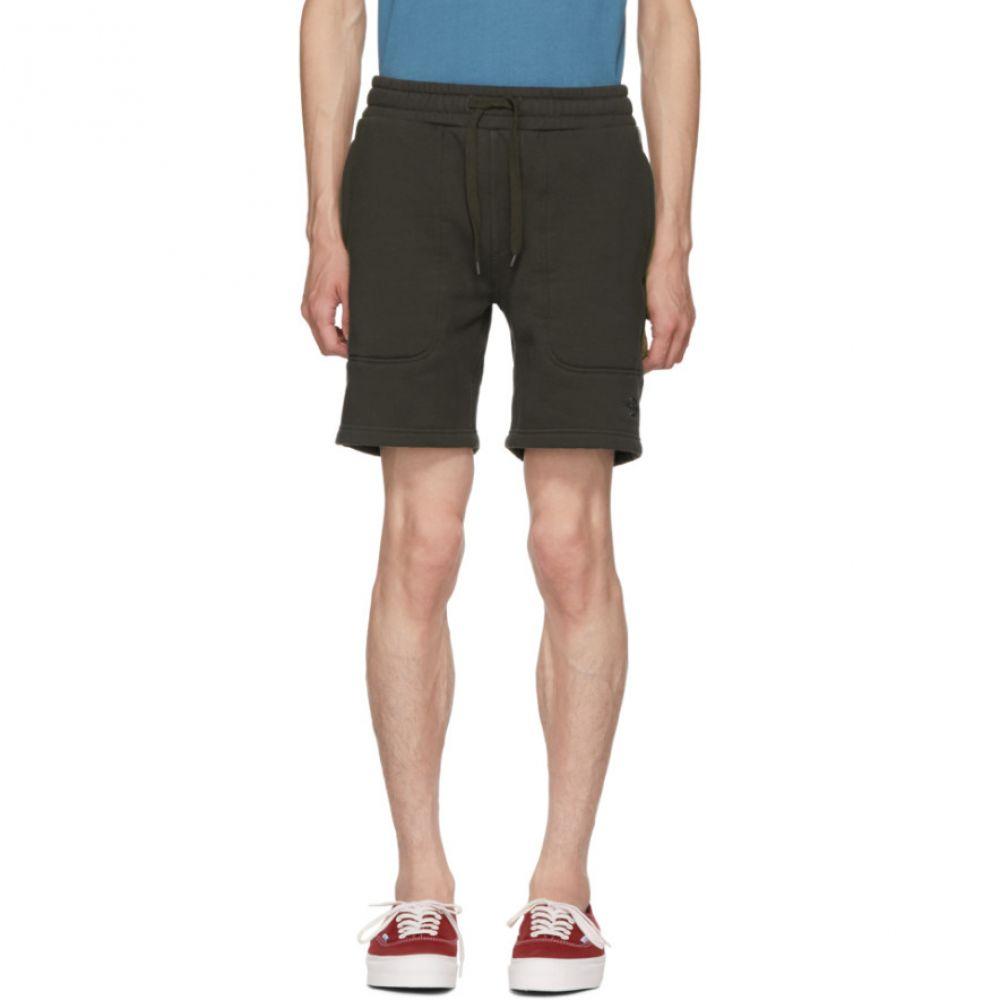 ディッキーズ メンズ ボトムス・パンツ ショートパンツ【Black Panelled Sweat Shorts】