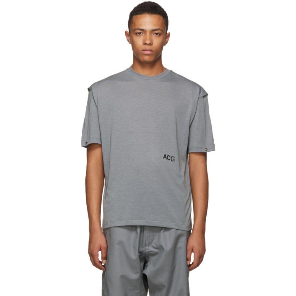 ナイキ メンズ トップス Tシャツ【Grey ACG Variable T-Shirt】