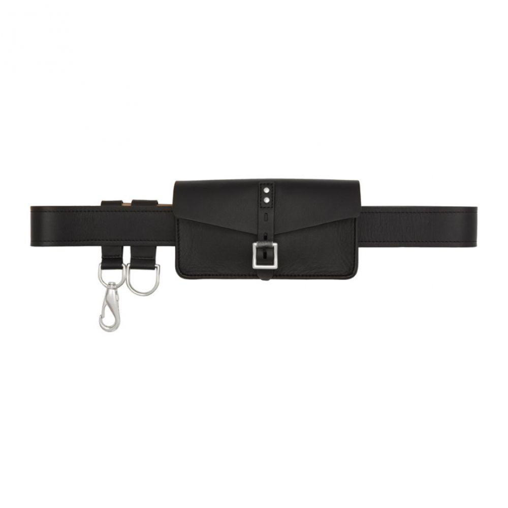 ラグ&ボーン レディース バッグ ボディバッグ・ウエストポーチ【Black Dwight Belt Bag】