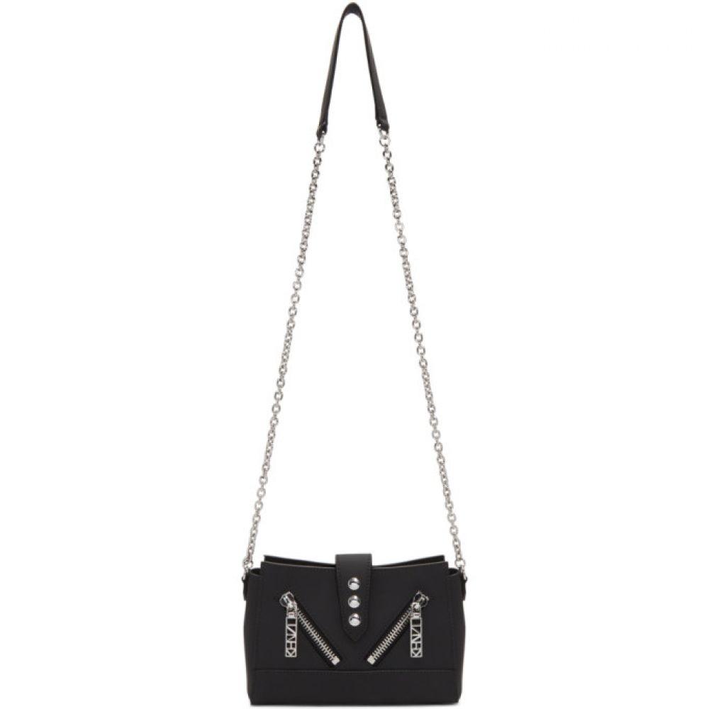 ケンゾー レディース バッグ ショルダーバッグ【Black Mini Kalifornia Chain Bag】