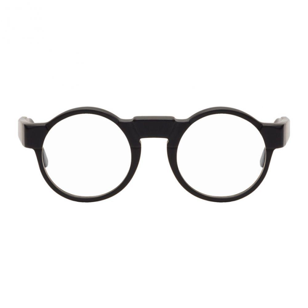 クボラム メンズ メガネ・サングラス【Black K10 BM Glasses】