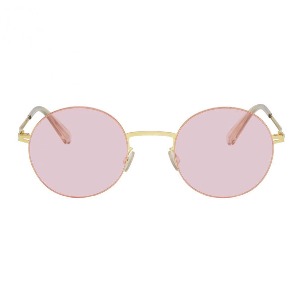 マイキータ メンズ メガネ・サングラス【Gold Kayo Sunglasses】