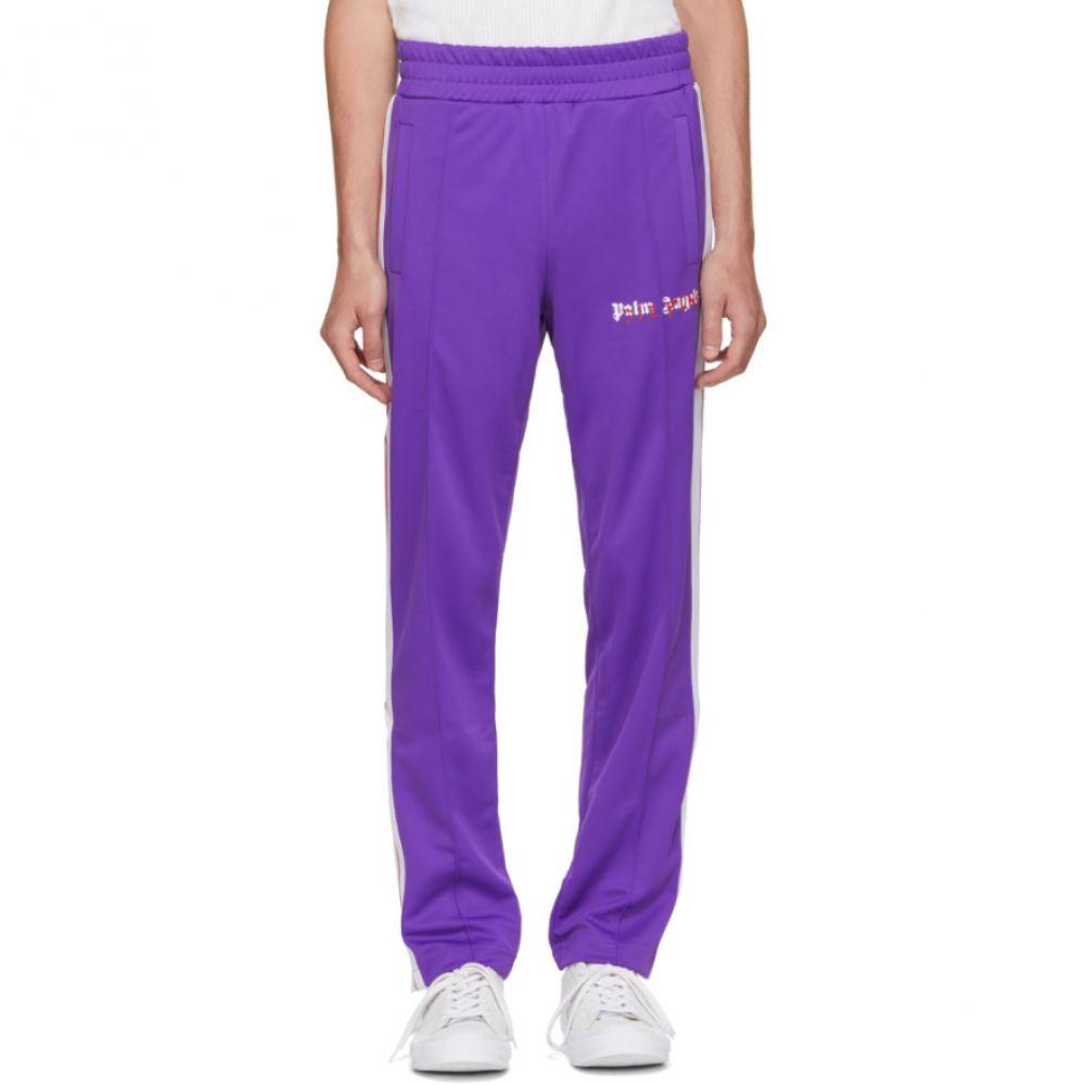 パーム エンジェルス メンズ ボトムス・パンツ スウェット・ジャージ【Purple Playboi Carti Edition 'Die Punk' Track Pants】