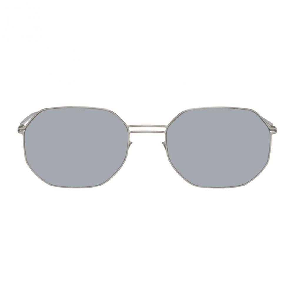 メゾン マルジェラ メンズ メガネ・サングラス【Silver Mykita Edition MMESSE021 Sunglasses】