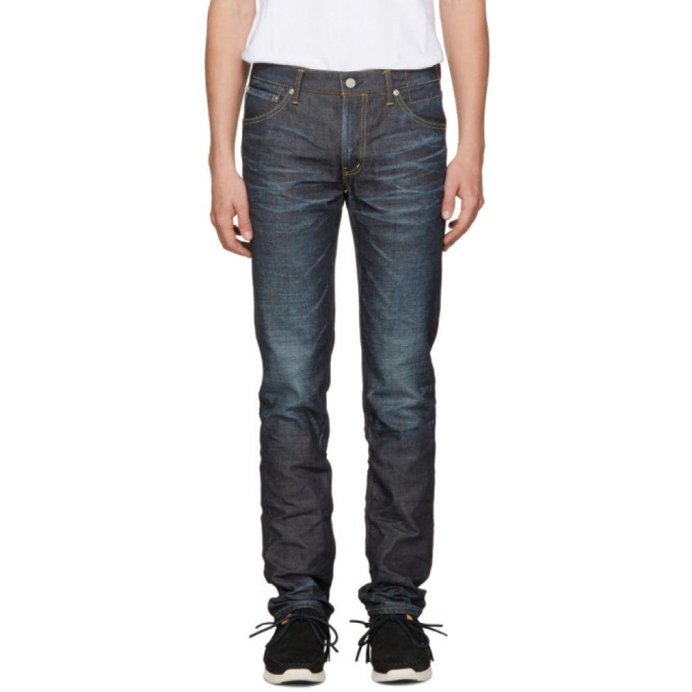 ビズビム メンズ ボトムス・パンツ ジーンズ・デニム【Indigo Social Sculpture 04 Jeans】