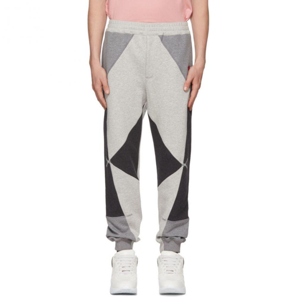 アレキサンダー マックイーン メンズ ボトムス・パンツ ジョガーパンツ【Grey Loopback Jogger Lounge Pants】