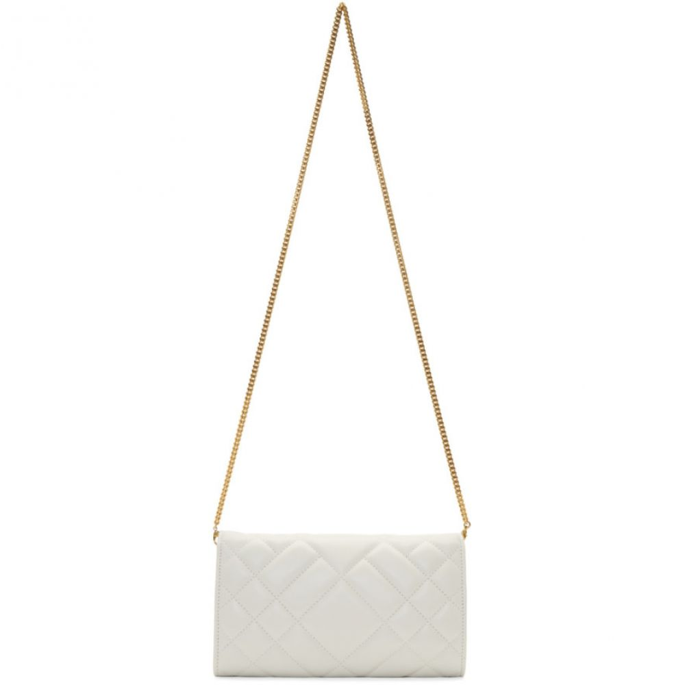 d5a45968e32a Continental Quilted ショルダーバッグ【Off-White バッグ レディース ...