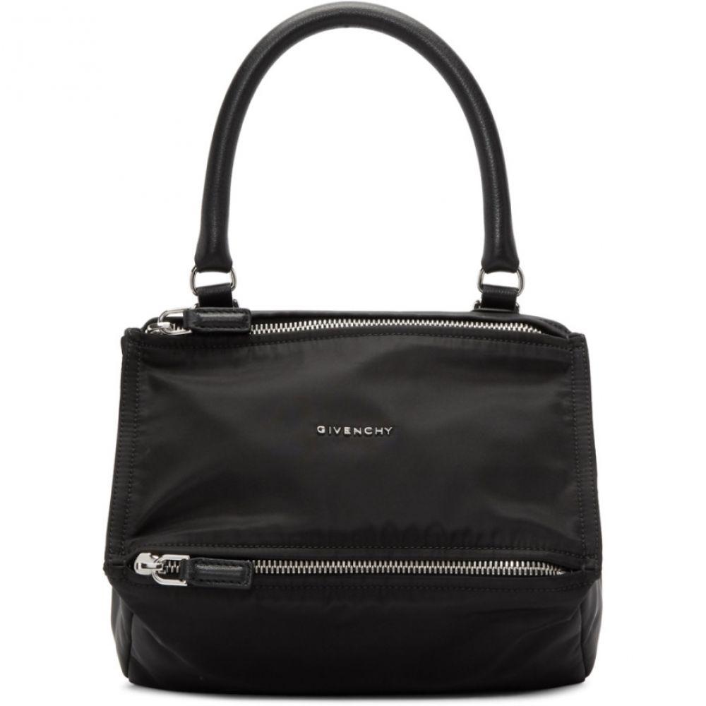 ジバンシー レディース バッグ【Black Nylon Small Pandora Bag】