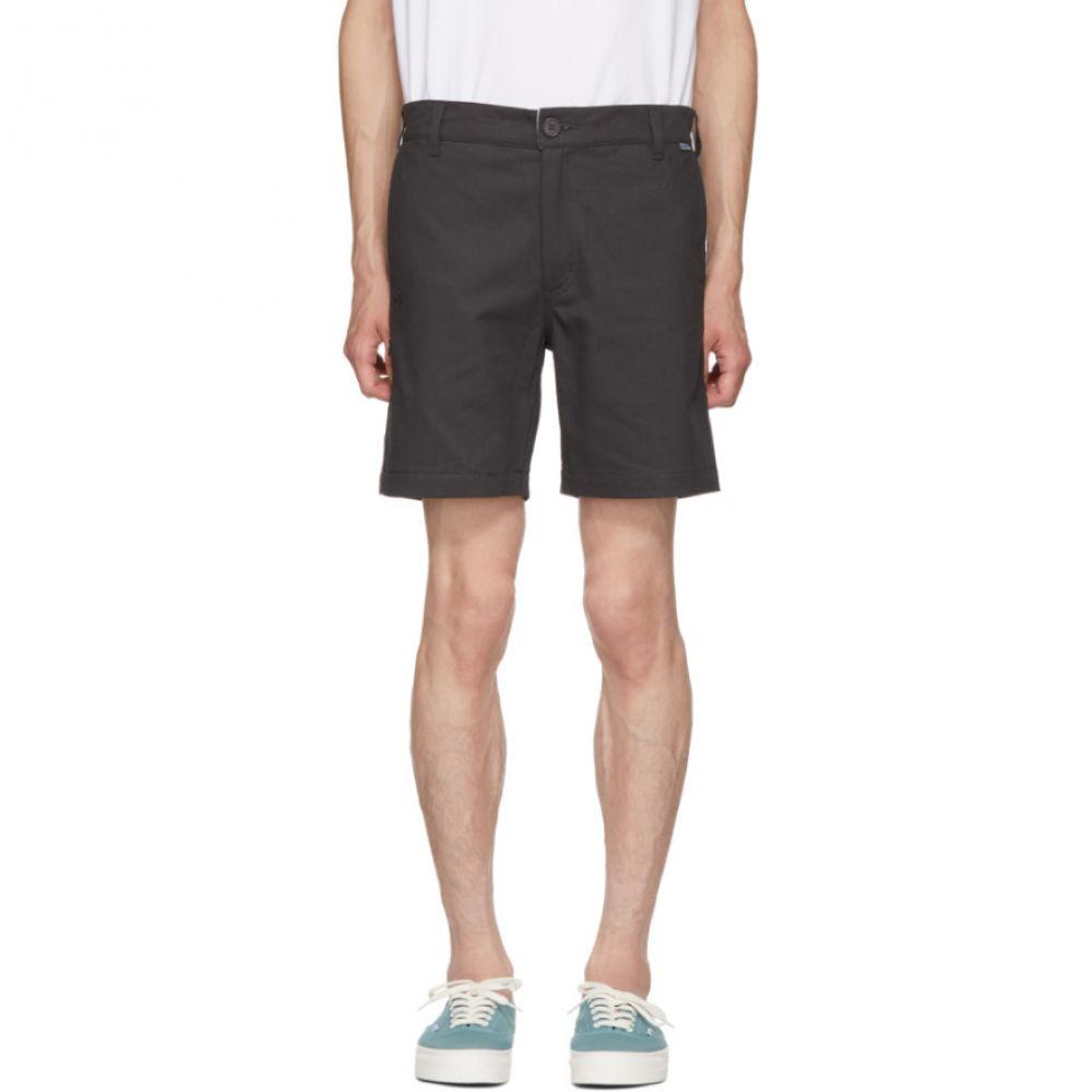 ディッキーズ メンズ ボトムス・パンツ ショートパンツ【Black Straight Slim Shorts】