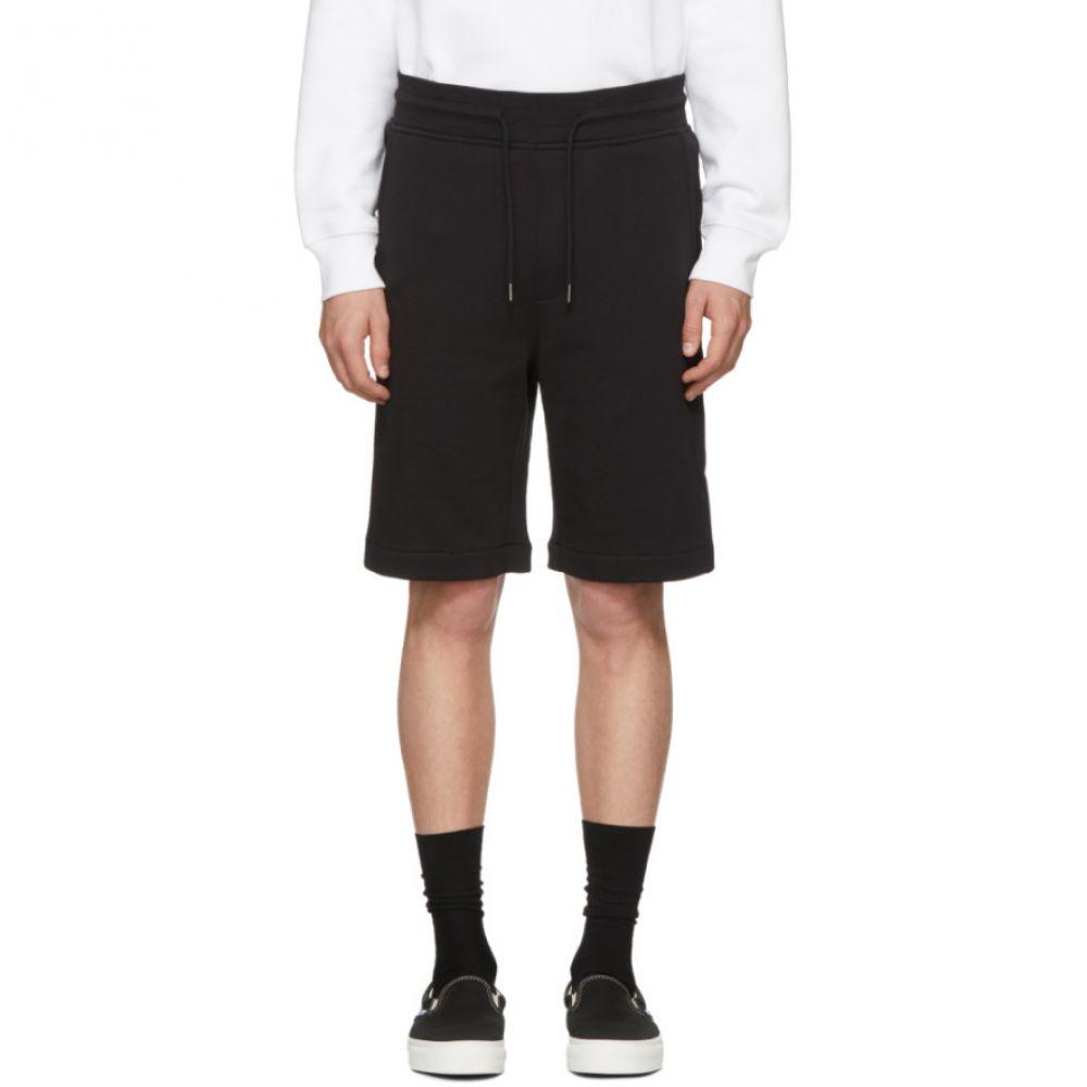 タイガー オブ スウェーデン メンズ ボトムス・パンツ ショートパンツ【Black Big One Shorts】