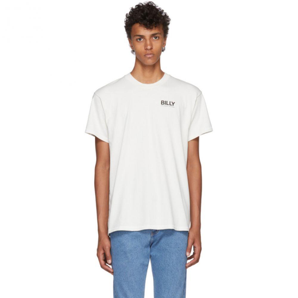 ビリー メンズ トップス Tシャツ【Off-White Classic Logo T-Shirt】