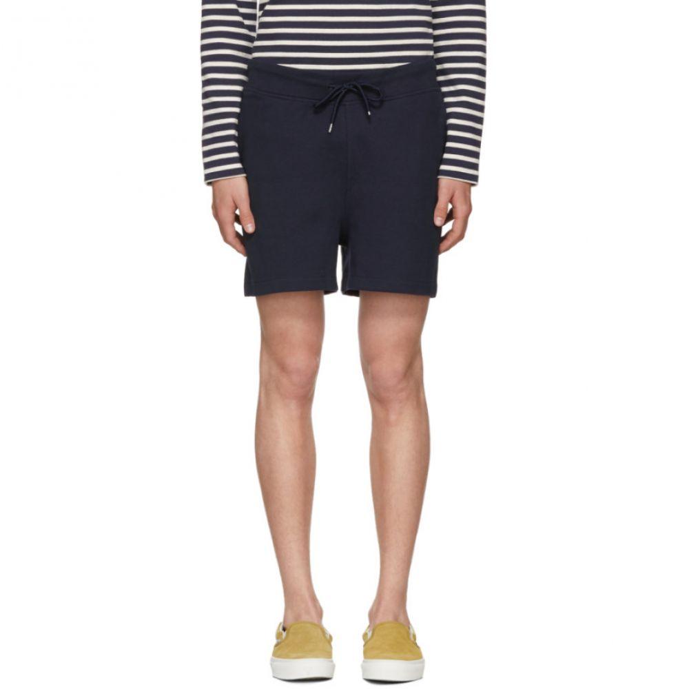 アーペーセー メンズ ボトムス・パンツ ショートパンツ【Navy Havana Shorts】