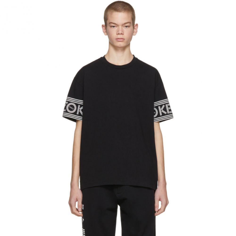 ケンゾー メンズ トップス Tシャツ【Black Logo T-Shirt】