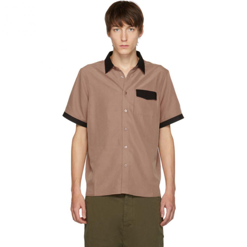 サタデーニューヨーク メンズ トップス シャツ【Pink Mateo Modal Shirt】