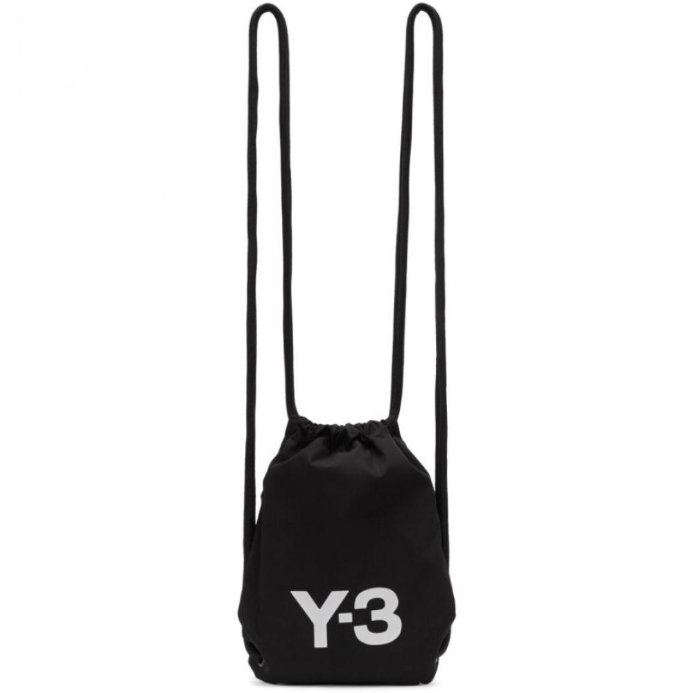 ワイスリー レディース バッグ バックパック・リュック【Black Mini Gym Backpack】