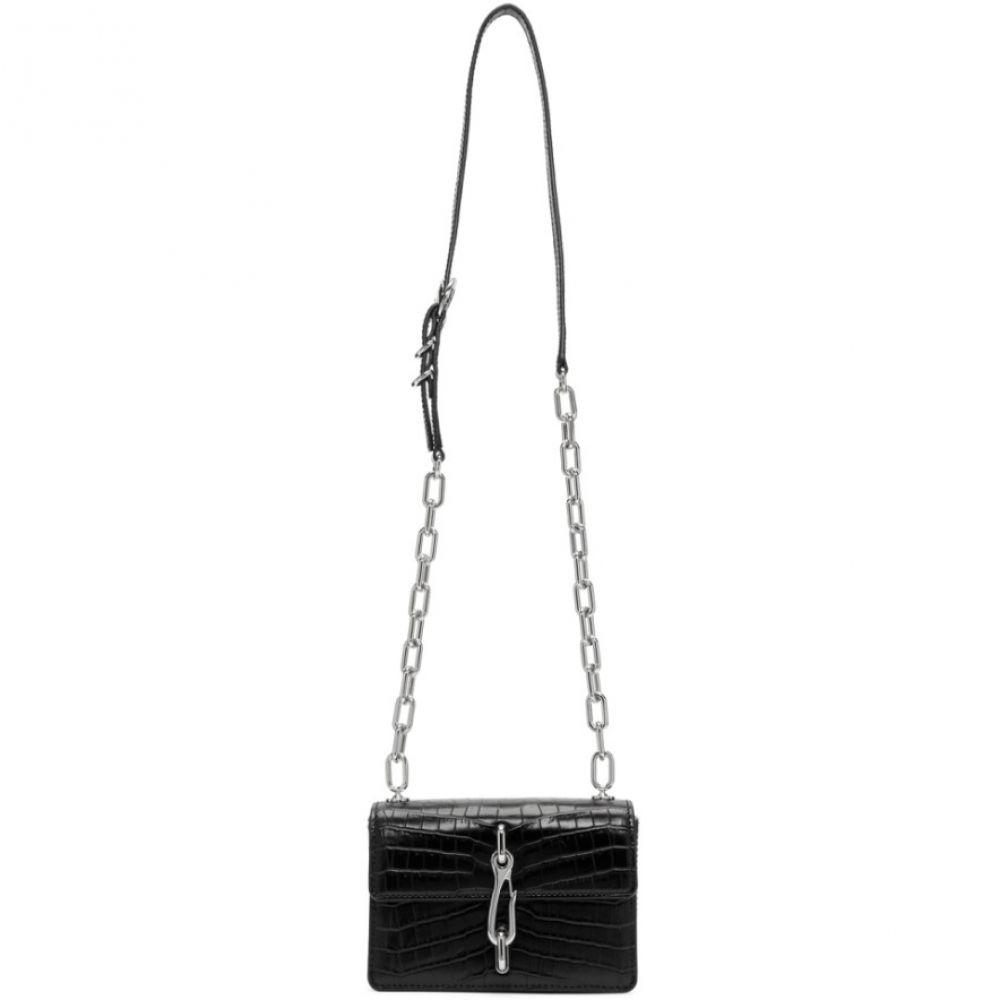 アレキサンダー ワン レディース バッグ ショルダーバッグ【Black Hook XBody Shoulder Bag】