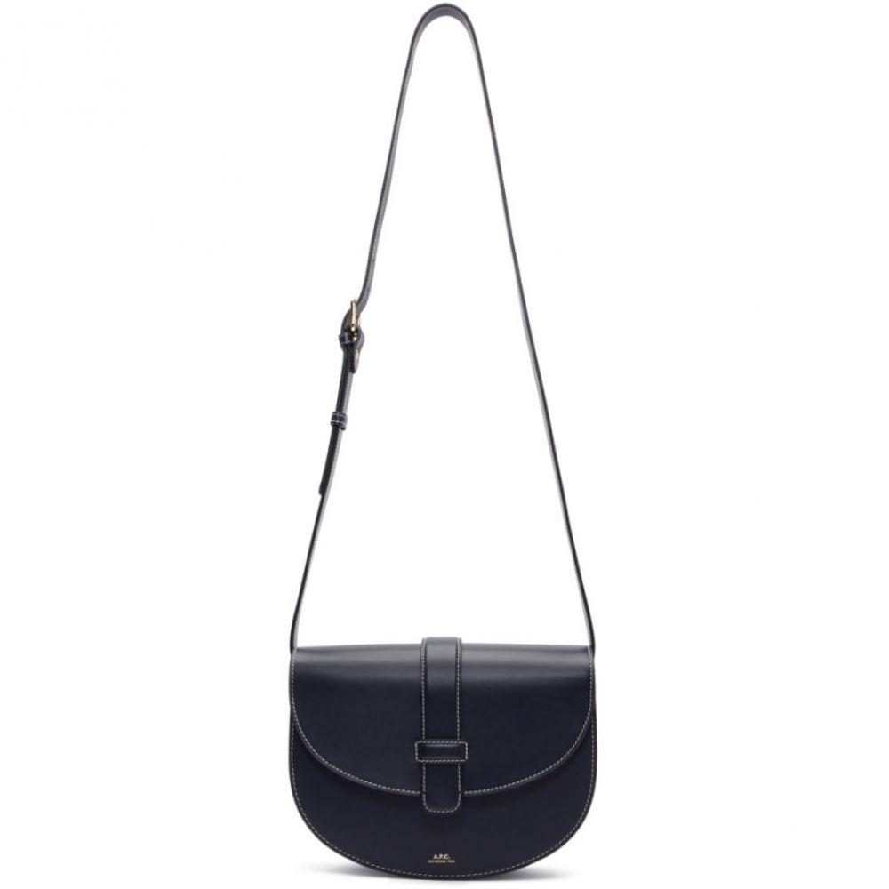 アーペーセー レディース バッグ ショルダーバッグ【Navy Eloise Bag】